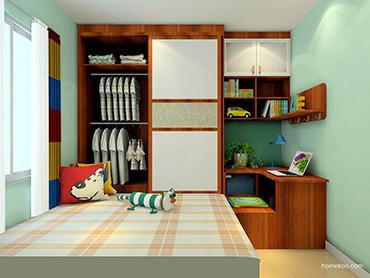 12㎡卧室