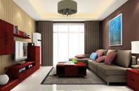 现代经典风格客厅装修设计案例
