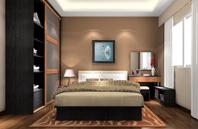 德国密实风格卧室装饰设计