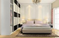 低调温馨的卧室装修效果图