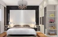 简单大气卧室家居设计