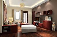 古色古香 淳朴中式家居 客厅