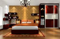 古典风格卧室家装设计图片