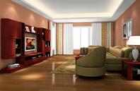 新中式风格的新突破 客厅