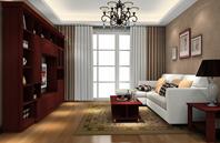 摒弃繁华 追求典雅性质家居装修 客厅