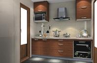 简约小户型家居空间 厨房