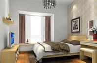 80后小夫妻浪漫打造卧室装修效果图