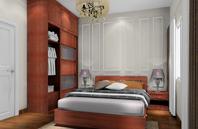 后现代卧室装修效果图大全2012图片