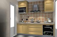 70小户型厨房装修效果图 厨房
