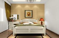 """""""好睡眠你值得拥有""""卧室效果图"""