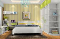 秀出浪漫的卧室装修效果图