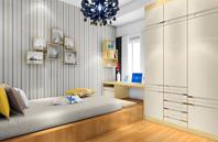 丹麦风格的室内卧室设计