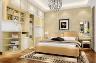 造型与风情完美结合卧室装修