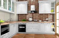 混搭风格厨房装修效果图