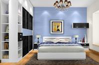 舒适简约的卧室家居装饰