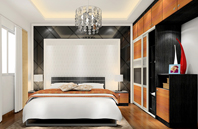 5款2017卧室双人床图片