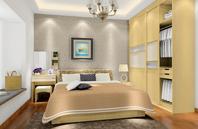 简约素雅小夫妻喜爱卧室风格
