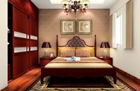 典雅欧式古典风格卧室