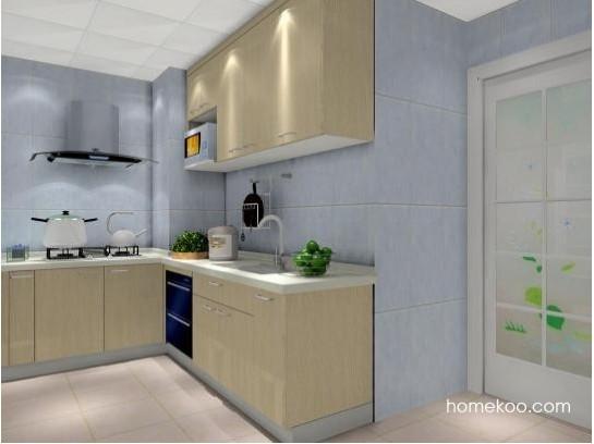 小户型厨房装修效果图