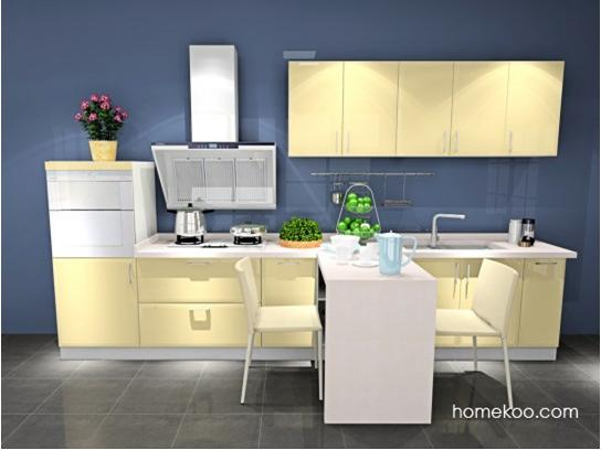 厨房风水 合理厨房风水图片展示