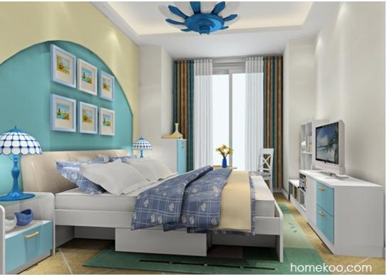 时尚家具装修 打造卧室装修新体验