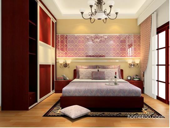 结婚房间布置 3种受欢迎风格