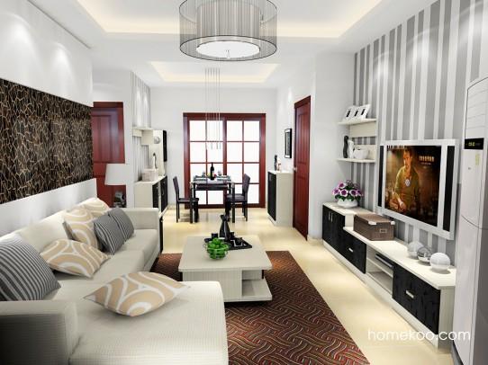 现代家居装饰图片大全 家庭设计三步走