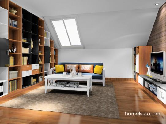 40平米的小公寓效果图 打造温馨蜗居生活
