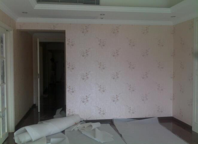 毛坯房墙纸怎么贴比较好呢