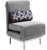 单人沙发床图片 时尚简约实用综合性能展示全面
