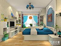 室内卧室电视柜装修效果图