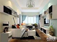 10平米小客厅装修效果图欣赏