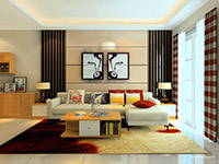 客厅黑白装饰画应该怎么搭配?