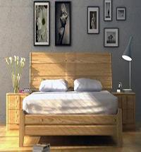 实木床图片大全价格