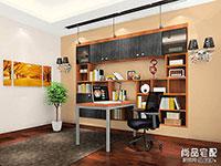2016小户型书房装修图片 小户型书房装修效果图