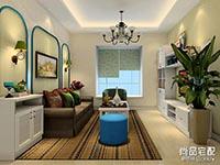 客厅简欧风格装修图片 客厅简欧装修图片大全