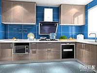 厨房装修图片效果图欣赏2016