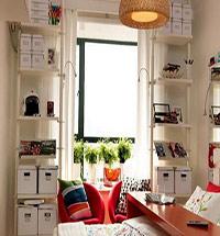 小卧室隔断效果图  卧室装修图片