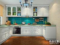 家庭厨房装修效果图大全2016图片