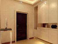 客厅玄关设计效果图