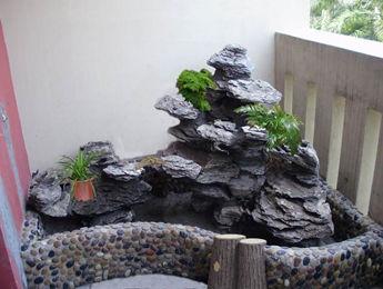 家里摆这种石材的假山,往下三代都会大富大贵!