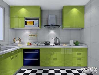厨房整体橱柜图片大全欣赏