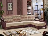 客厅实木沙发图大全