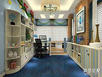 书柜设计图片  书柜效果图大全图片