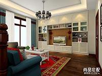 客厅背景墙效果图现代简约