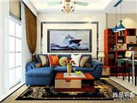 左右布艺沙发图片和风格
