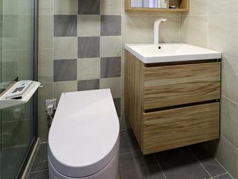 卫生间洗手台是砖砌的好还是整体的好?