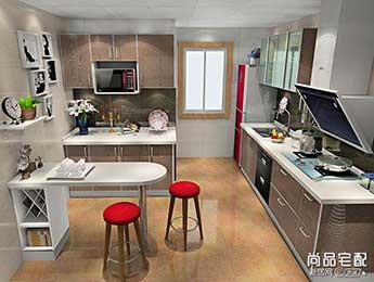 室内厨房装饰效果图大全