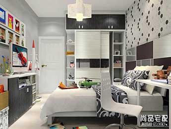 青少年卧室装修图