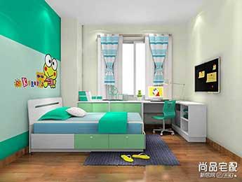 2017儿童卧室图片